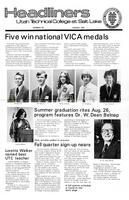SLCC Administrative Newsletters 1977-08