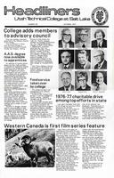 SLCC Administrative Newsletters 1977-10