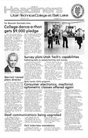SLCC Administrative Newsletters 1979-03