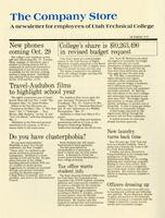 SLCC Administrative Newsletters 1979-10
