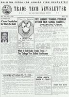 SLCC Administrative Newsletters 1961-05