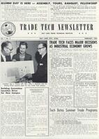 SLCC Administrative Newsletters 1962-02