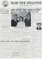SLCC Administrative Newsletters 1963-02