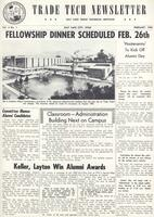 SLCC Administrative Newsletters 1965-02