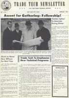 SLCC Administrative Newsletters 1966-02