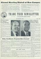 SLCC Administrative Newsletters 1967-03