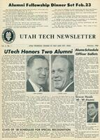 SLCC Administrative Newsletters 1968-02