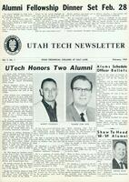 SLCC Administrative Newsletters 1969-02