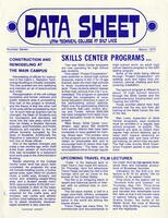 SLCC Administrative Newsletters 1975-03