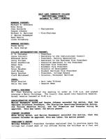 SLCC Board of Trustees 1987-12-09: Minutes