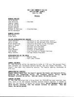 SLCC Board of Trustees 1988-07-13: Minutes