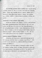 SLCC Board of Trustees 1959-01-12: Special Meeting Minutes