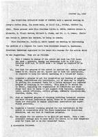 SLCC Board of Trustees 1949-10-14: Meeting Minutes