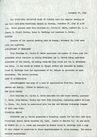 SLCC Board of Trustees 1949-12-27: Meeting Minutes