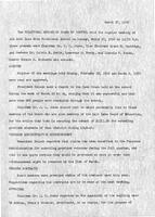SLCC Board of Trustees 1950-03-27: Meeting Minutes