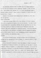 SLCC Board of Trustees 1952-11-05: Meeting Minutes