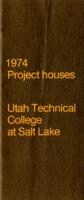 Project Houses, 1974