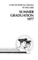 1964-09 Commencement - Salt Lake Trade Technical Institute, Nursing Program