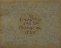 1980-06 Commencement - Utah Technical College