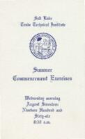1993-06 Commencement - Salt Lake Community College