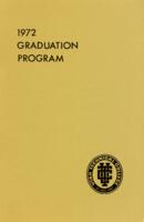 1972-08 Commencement - Utah Technical College