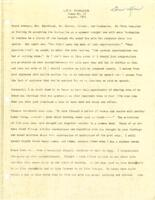 L.P.N. Graduation Speech presented by Gene Larson for Class No. 47, August 1973