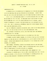 Remarks at Monument Park West Stake about Vocational Education, May 16, 1970