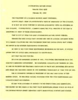 Utah Vocational Association Mid-Winter Conference, February 22, 1969