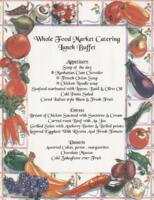 Whole Food Market Catering Lunch Buffet