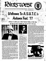 SLCC Student Newspapers 1977-09-26