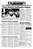 SLCC Student Newspapers 1995-10-31