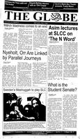 SLCC Student Newspapers 1981-11-05