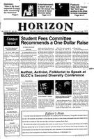 SLCC Student Newspapers 1999-03-23