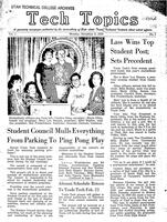 SLCC Student Newspapers 1962-12-03