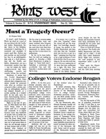 SLCC Student Newspapers 1980-05-22