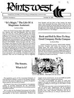 SLCC Student Newspapers 1980-10-15