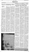 SLCC Student Newspapers 1985-01-11