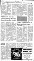 SLCC Student Newspapers 1985-11-08