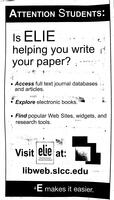 SLCC Student Newspapers 1972-02-03B