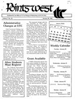 SLCC Student Newspapers 1981-01-20
