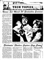SLCC Student Newspapers 1969-03-12