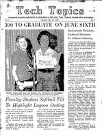 SLCC Student Newspapers 1963-05-27