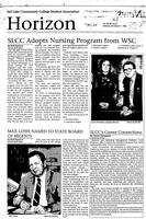 SLCC Student Newspapers 1988-11-07