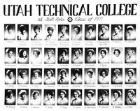 Graduation portraits, Licensed Practical Nursing, 1971