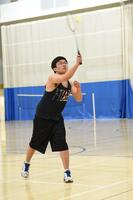 Badminton at the Lifetime Activities Center