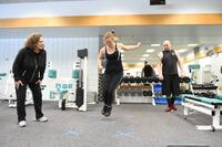 Cardio Fitness Class at the Lifetime Activities Center