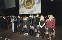 Commencement May 2001