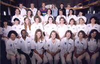 Graduation photo, Nursing Program, circa early 1990s