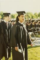 Graduation On Quad 1990