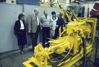 Demonstration of Machinery, est. 1980's or 1990's
